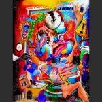 NFT Art par FEWOCiOUS, 18 ans, sur la transition de genre, sera mis aux enchères par Christie's