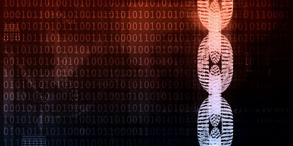 Blockchain, crypto-monnaie, NFT : la vente record d'une œuvre d'art numérique chez Christie's pourrait inaugurer une nouvelle ère.  Photo : Panthermedia.net/kentoh