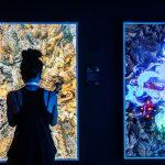 Digital Art Fair Asia éblouissante d'art numérique et NFT