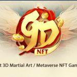 Le premier jeu 3D Material Art / Metaverse NFT en SEA